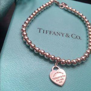 Tiffany & Co Beaded Bracelet